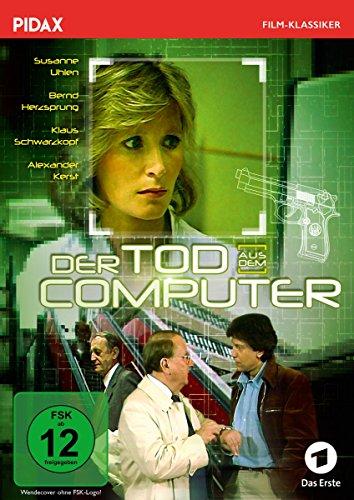 Der Tod aus dem Computer / Erstklassige Krimispannung mit Starbesetzung (Pidax Film-Klassiker)