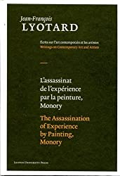 The Assassination of Experience by Painting, Monory