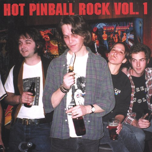 Hot Pinball Rock Volume One