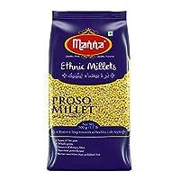 Manna Ethnic Proso Millet Rice 2kg(Barri/Panivaragu/Varigulu/Baragu)