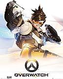 Overwatch - Key Art - Game Videospiel Mini Poster - Größe 40x50 cm