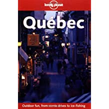 Québec (Lonely Planet)