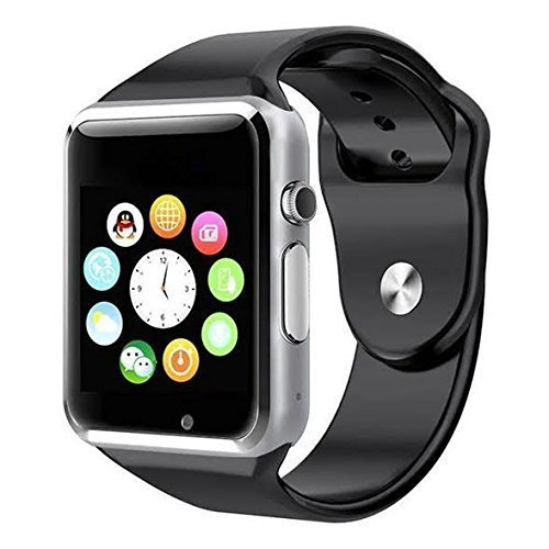 MGM ENTERPRISES Bluetooth Smartwatch with Camera, Activity Tracker with SIM, TIF Card...