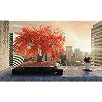 Japanischer roter Ahorn / Fächerahorn / ca. 50 Samen / Acer palmatum atropurpureum / Bonsai