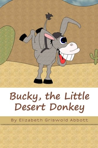 Bucky, the Little Desert Donkey
