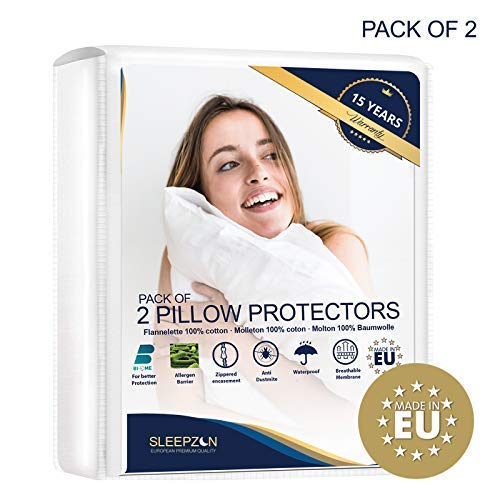 Protector almohada Impermeables 65x65   Juego 2