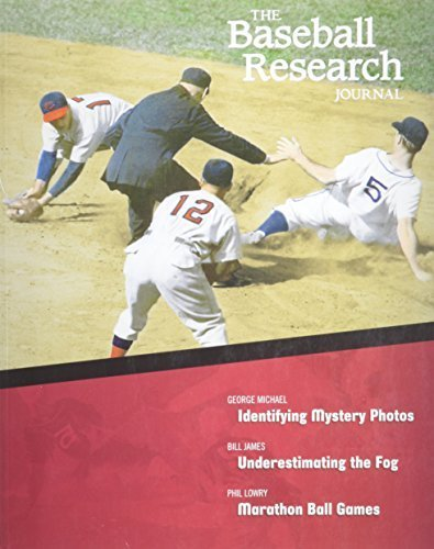 The Baseball Research Journal (BRJ), Volume 33 by Society for American Baseball Research (SABR) (2005) Paperback