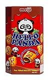 Meiji Hello Panda mit cremiger Schokoladenfüllung 50 g, 5er Box (5 x 50 g)