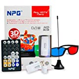 Npg Tech 30E40TV-HDTV-US30D0 - Sintonizador de televisión externo (DVB-T, USB, VGA, Direct X), blanco