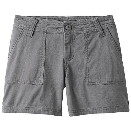 prAna Tess 7,6cm Hosenlänge Shorts Kiesfarben