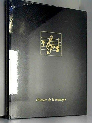 Les Clefs de la musique : Histoire de la musique