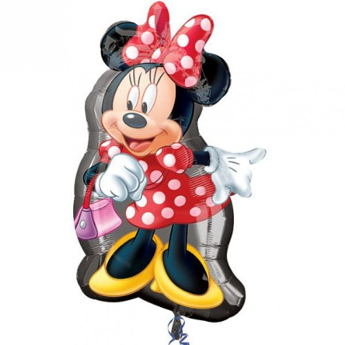 globo de Minnie Maus - XL figura de Minnie Mouse 48 x 81 cm