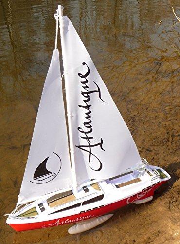 """RC Segelboot Atlantique mit 27Mhz 53cm """"Ferngesteuert"""""""