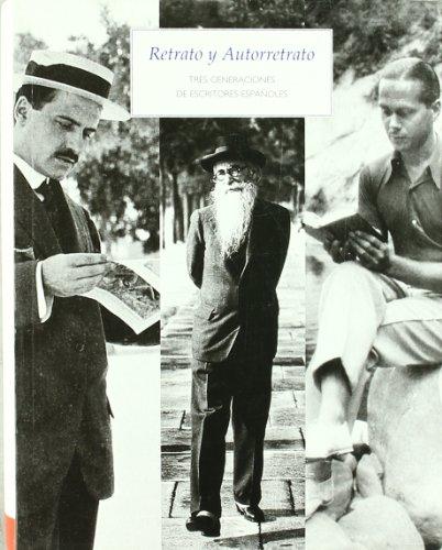 Descargar Libro Retrato y autorretrato: tres generaciones de escritores españoles de Aa.Vv.