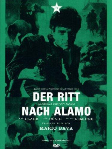 la strada per fort alamo / der ritt nach alamo () (dvd)...