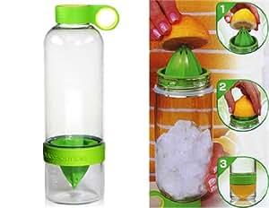 Get Citrus Zinger Water Bottle (Green)