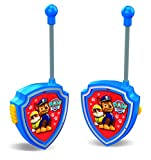 Paw Patrol-Set de 2 walkies talkies para niños(Cefa Toys 00434)