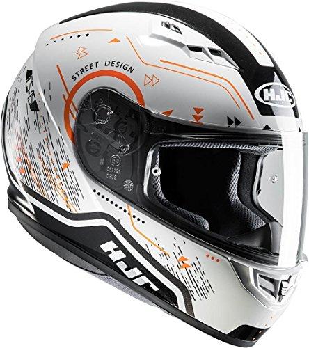 HJC CS-15 - SAFA / MC7 - Integralhem/Sporthelm/Motorradhelm, GröàŸe:XXL