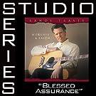 Blessed Assurance [Studio Series Performance Track]