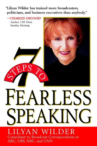 7 Steps to Fearless Speaking (English Edition)