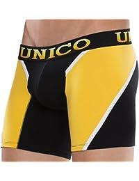 Unico Boxer Jambe Longue Mondrian Sous Vetement Homme.