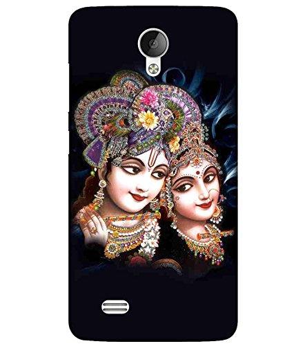 For Vivo Y21L krishna radha ( ) Printed Designer Back Case Cover