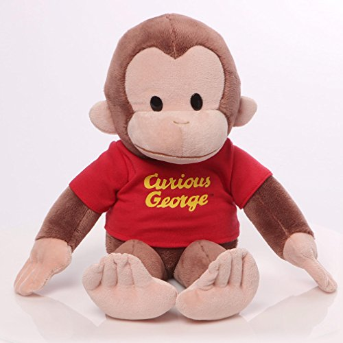 Image of Gund Curious George Plush Figure (16-inch)