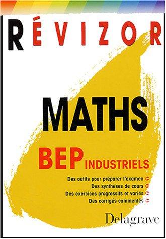 Revizor Maths : BEP industriels