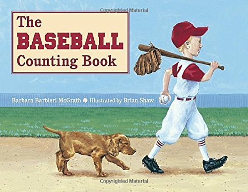 The Baseball Counting Book by McGrath, Barbara Barbieri (1999) Hardcover