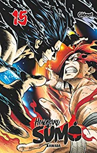 Hinomaru Sumo Edition simple Tome 15