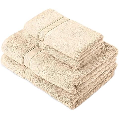 Pinzon by Amazon - Set di asciugamani