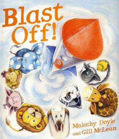 Storytime Blast Off (Blast Off T-shirt)