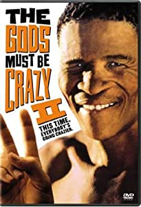 Gods Must Be Crazy 2 [Import USA Zone 1]