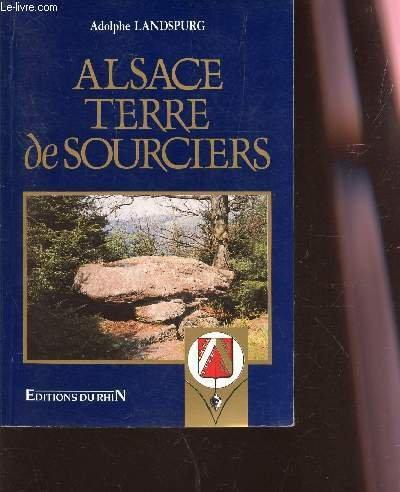 Alsace terre de sourciers