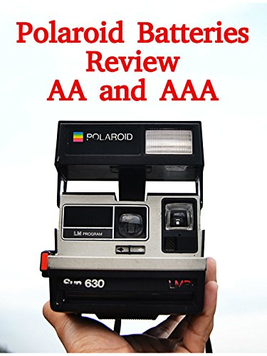 Review: Polaroid Batteries Review AA and AAA [OV]