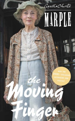Book cover for The Moving Finger