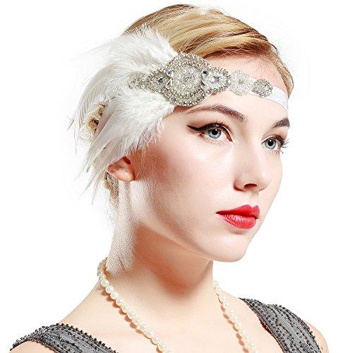 BABEYOND 1920s Flapper Gatsby He...