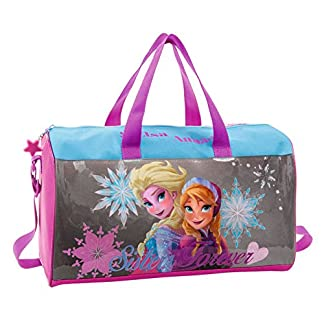 Bolsa viaje Frozen Disney Sisters Forever