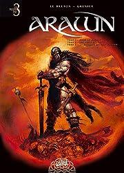Arawn, tome 1 à 3 : Bran le maudit / Les liens du sang / La bataille de Cad Goddun