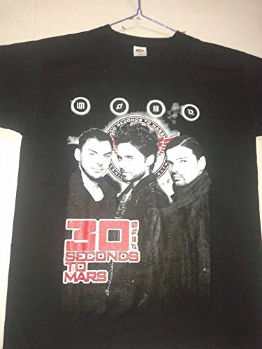 30 SECONDS TO MARS T.SHIRT UNISEX TG. S maglia 30 Seconds