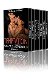 Temptation: Alpha Males and Taboo Tales (The Naughty List Bundles Book 4)