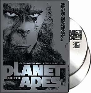 Planet of Apes: 35th Anniversary [DVD] [1968] [Region 1] [US Import] [NTSC]