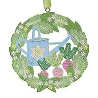 Gisela Graham - Decorazione per giardino primaverile, set di 2 pezzi, assortiti set da 2, 3 disegni disponibili, Gisela Graham London, ideale per primavera e Pasqua
