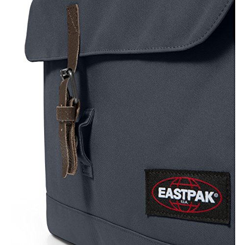 Eastpak Flail Borsa a Tracolla, 19 Litri, Grigio (Black Denim) Blu (Midnight)
