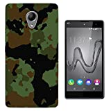 002242 - Army Scene Soldier camouflage. cool Design Wiko