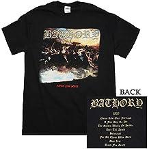 Bathory Blood Fire Death Camiseta