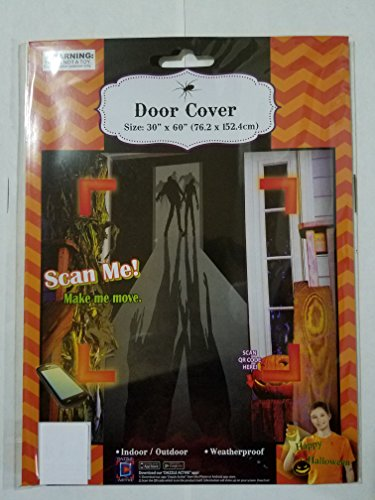 Generic Halloween Interaktives Tür, Dekorationen Zombies (Türen Halloween-dekoration Für)