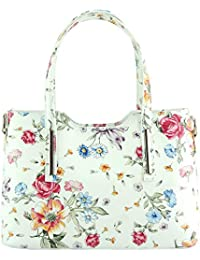 d9dc32bc71e03 Florence Leather Market Emily Handtasche aus Kalbsleder - 219 - Handtaschen