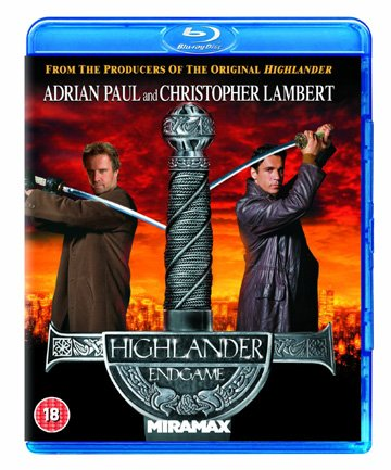 Highlander: Endgame ( ) [ UK Import ] (Blu-Ray)