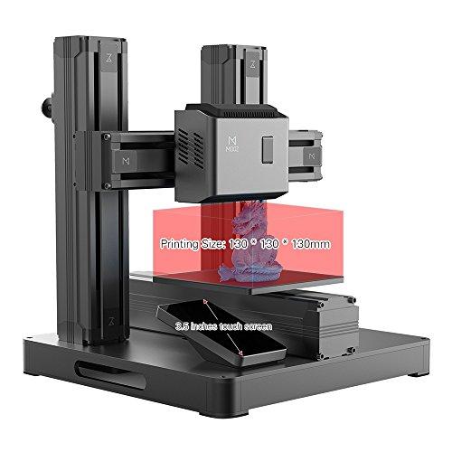 Dobot MOOZ-2Z Aibecy 3D Drucker Upgrade Doppel Z-Achse Touchscreen Industriequalität Druckmaschine mit PLA Filament EU Stecker - 2